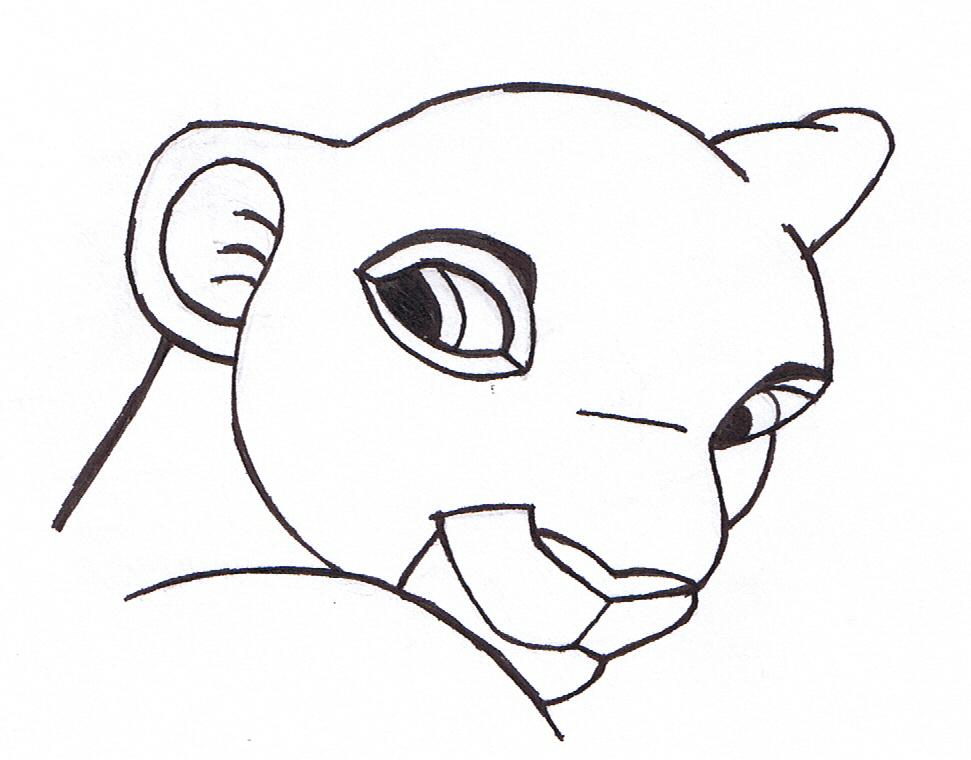 Draw Lion King Images & Pictures - Becuo