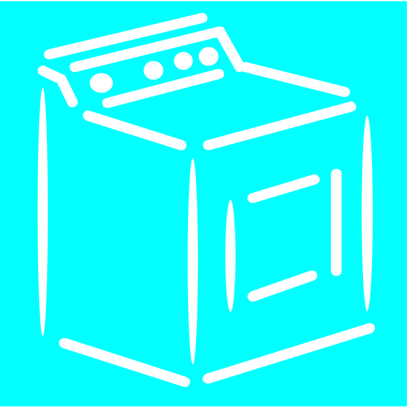 washing machine clip