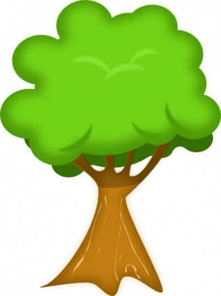Free Clipart Green Apple