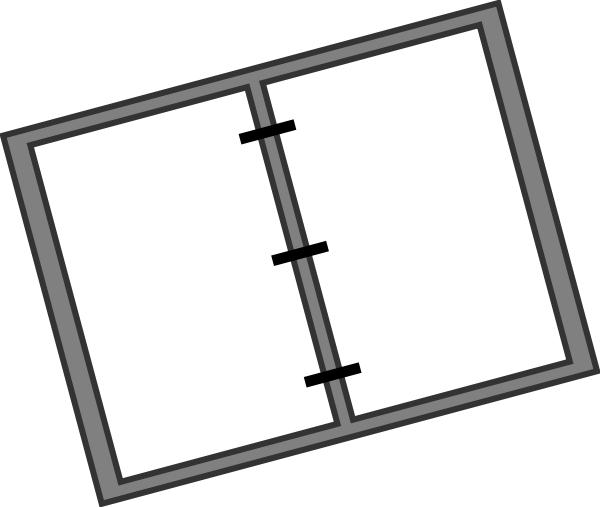 Binder Clip Art - Cliparts.co