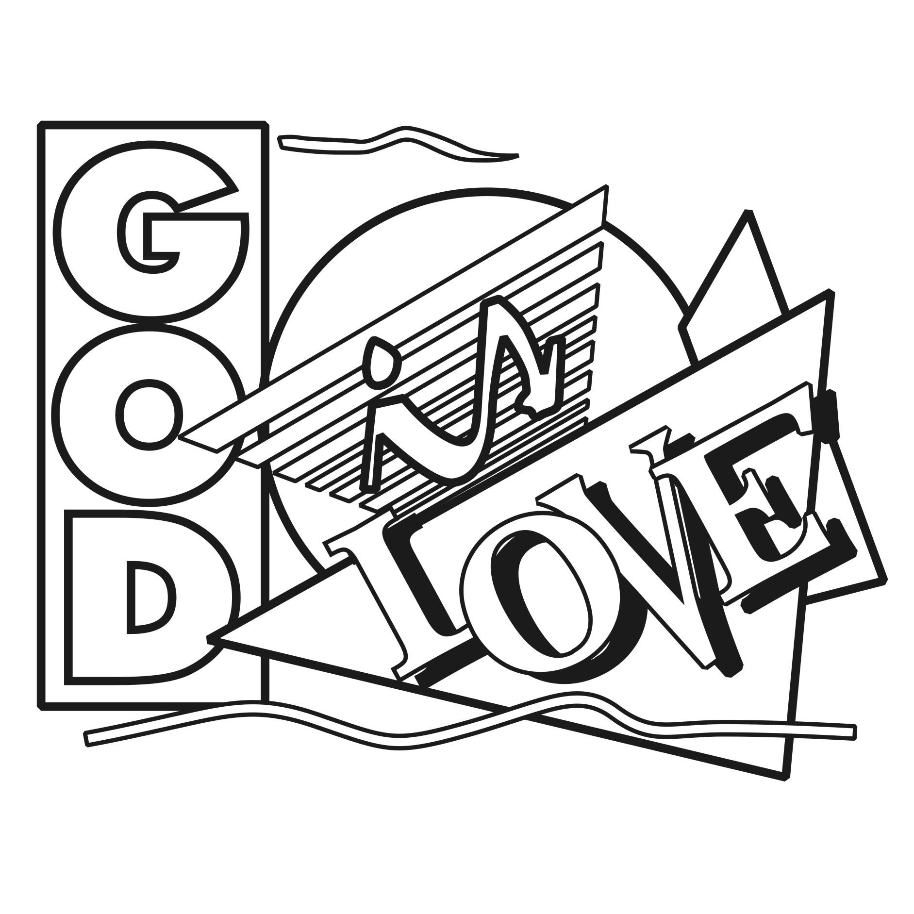 God Is Love Clip Art – Cliparts