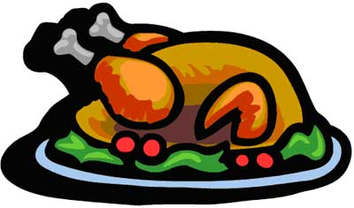 Thanksgiving Food Art - Cliparts.co