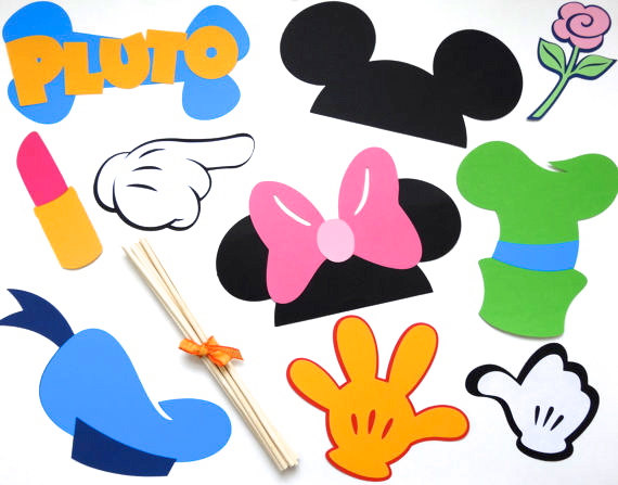 mickey mouse clubhouse clipart free - photo #22