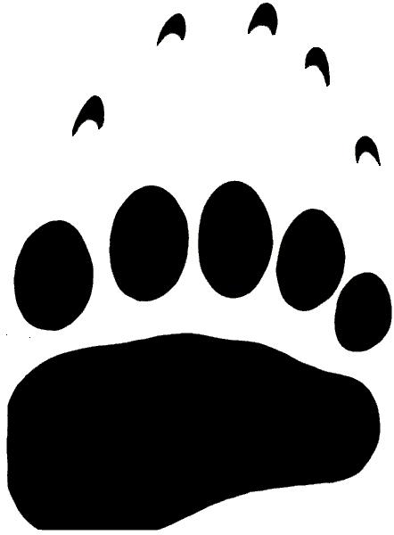Animal Tracks Clipart - Cliparts.co
