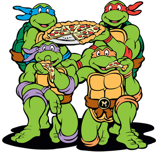 ninja turtle clip art free - photo #5