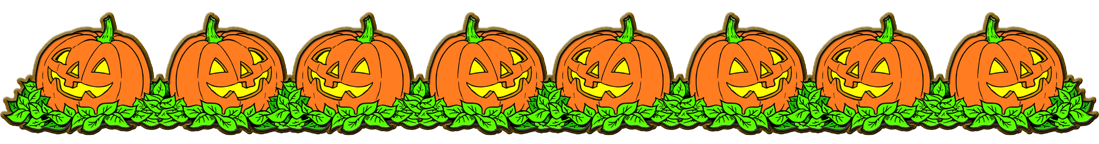 Halloween Page Borders - Cliparts.co