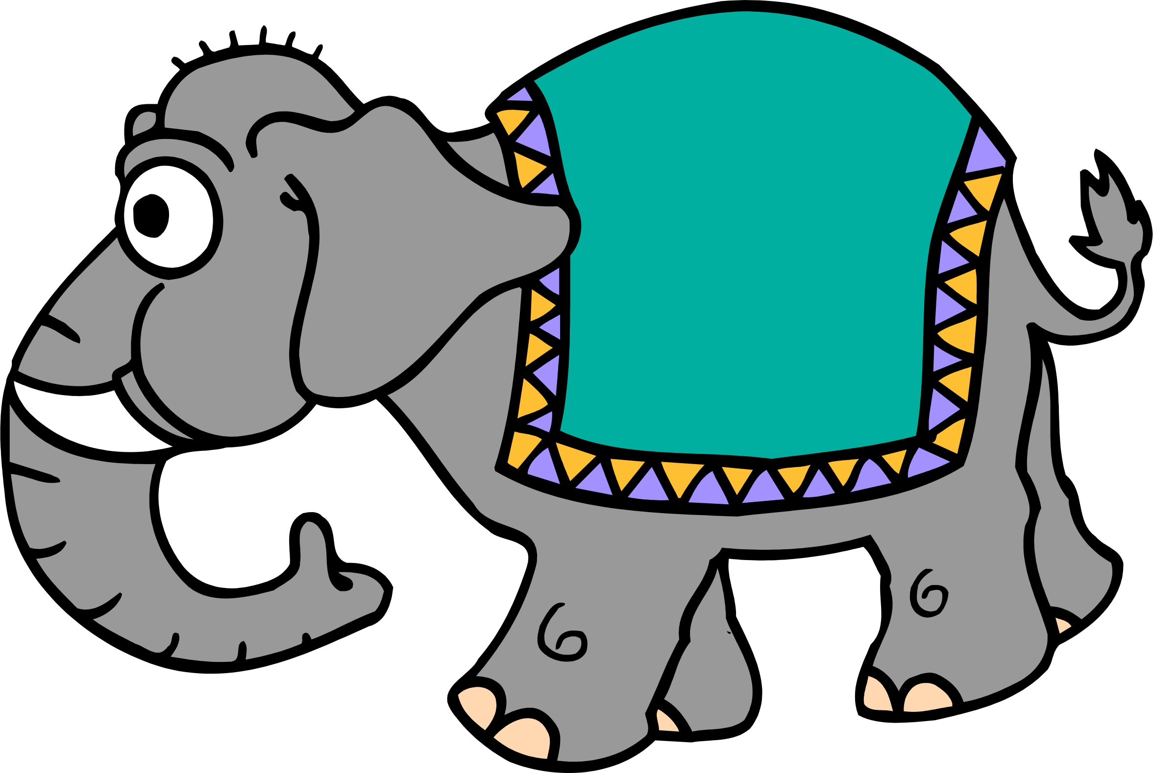 Cartoon Elephants Images - Cliparts.co