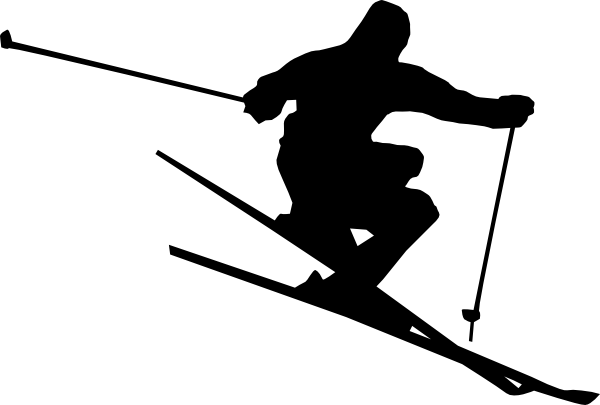 Skier Clipart - Cliparts.co