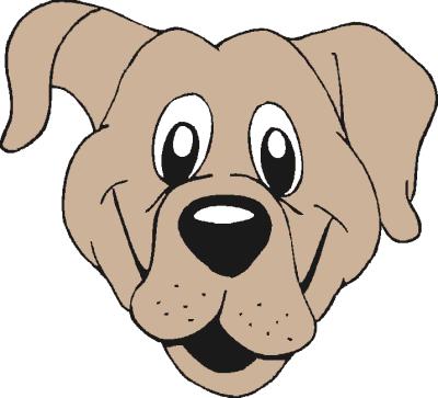 Happy Dog Face Happy Dog Face Clipart Happy