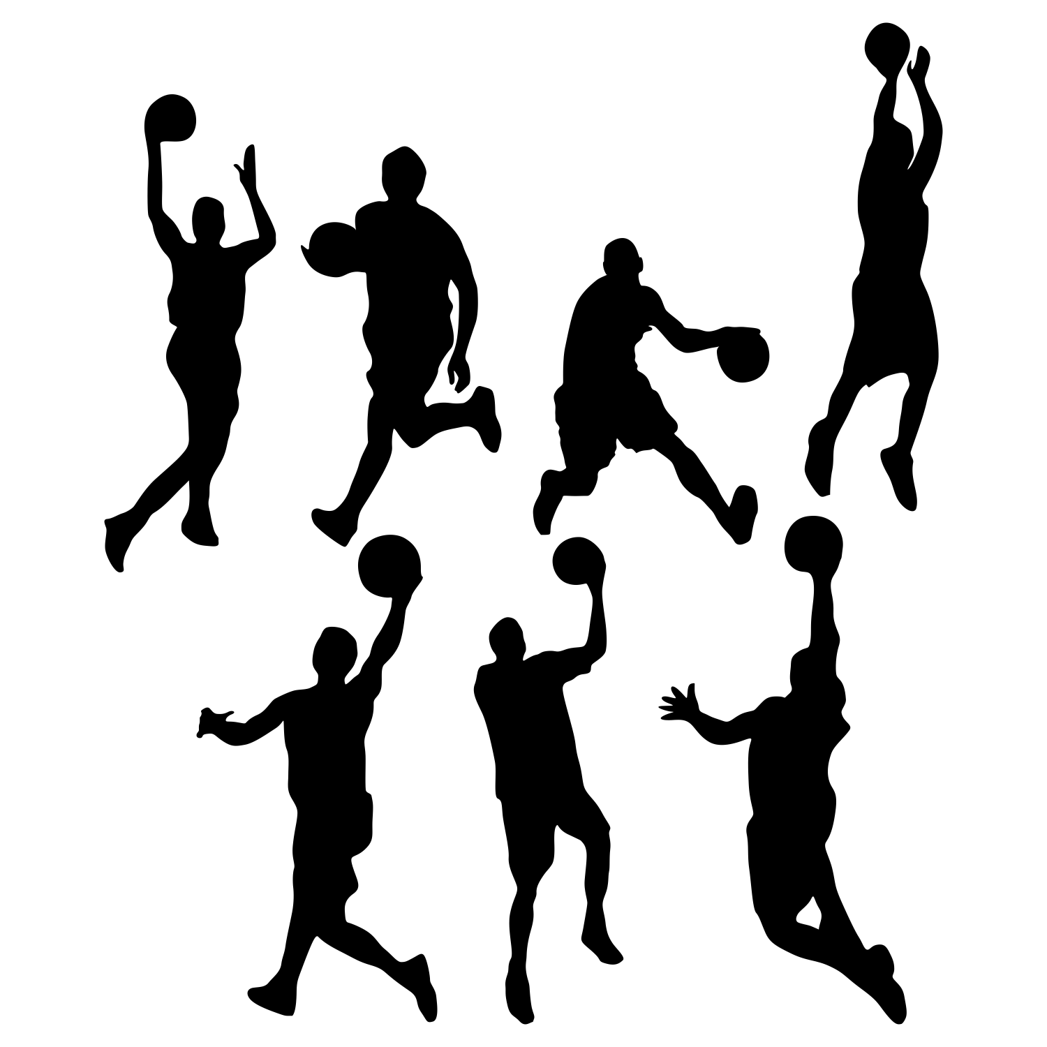 Basketball Illustrations - Cliparts.co