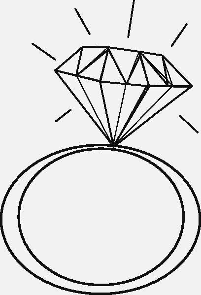 diamond ring clipart - photo #50