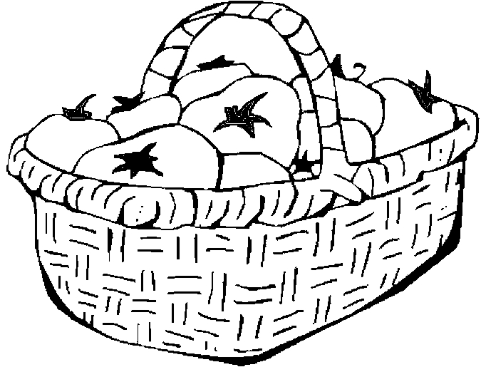 coloring pages of tomato plants - photo#29