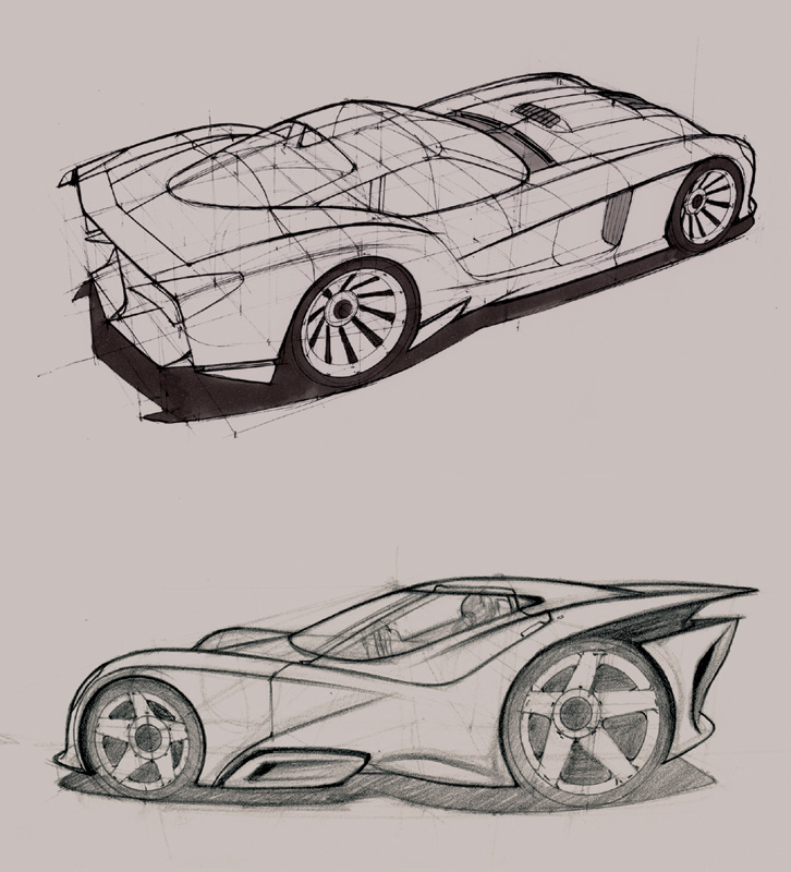 The Gnomon Workshop - How to Draw Cars