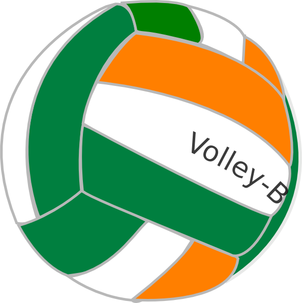 Volleyball Ball Clipart - Cliparts.co