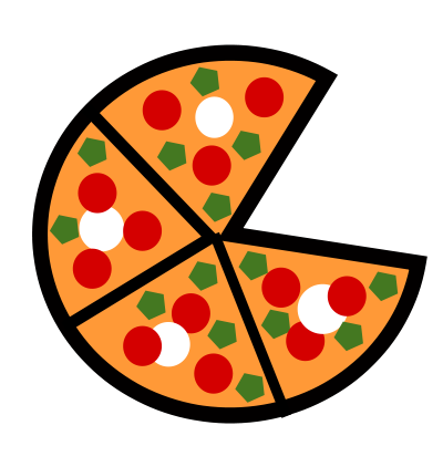 Free to Use & Public Domain Pizza Clip Art - Page 2