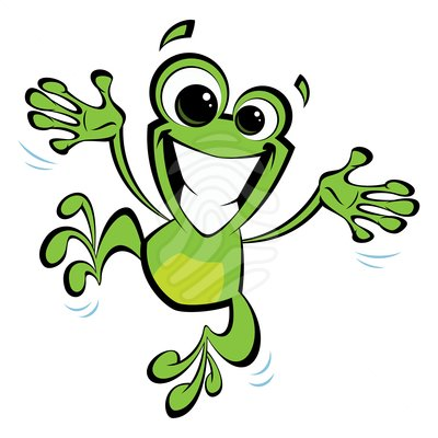 Happy Frog Clip Art | Clipart Panda - Free Clipart Images