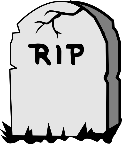 Clipart Tombstone - Cliparts.co