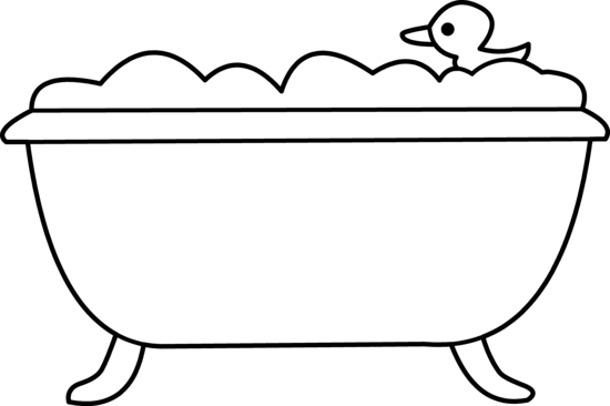 Bathtub Clip Art - Cliparts.co