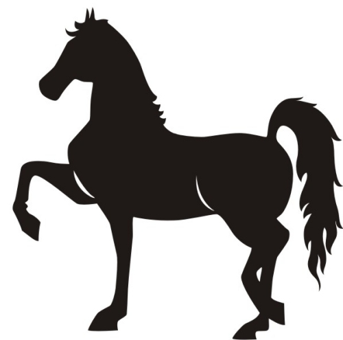 New Horse Clipart