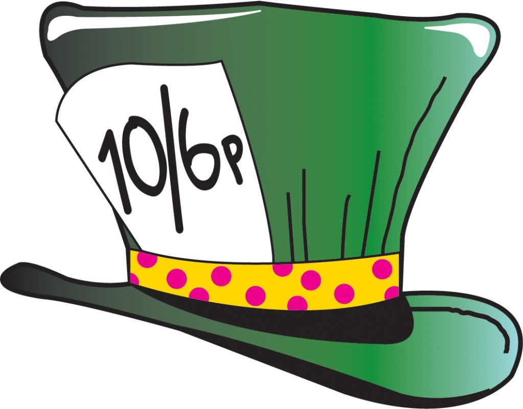 Mad Hatter Clip Art - Cliparts.co