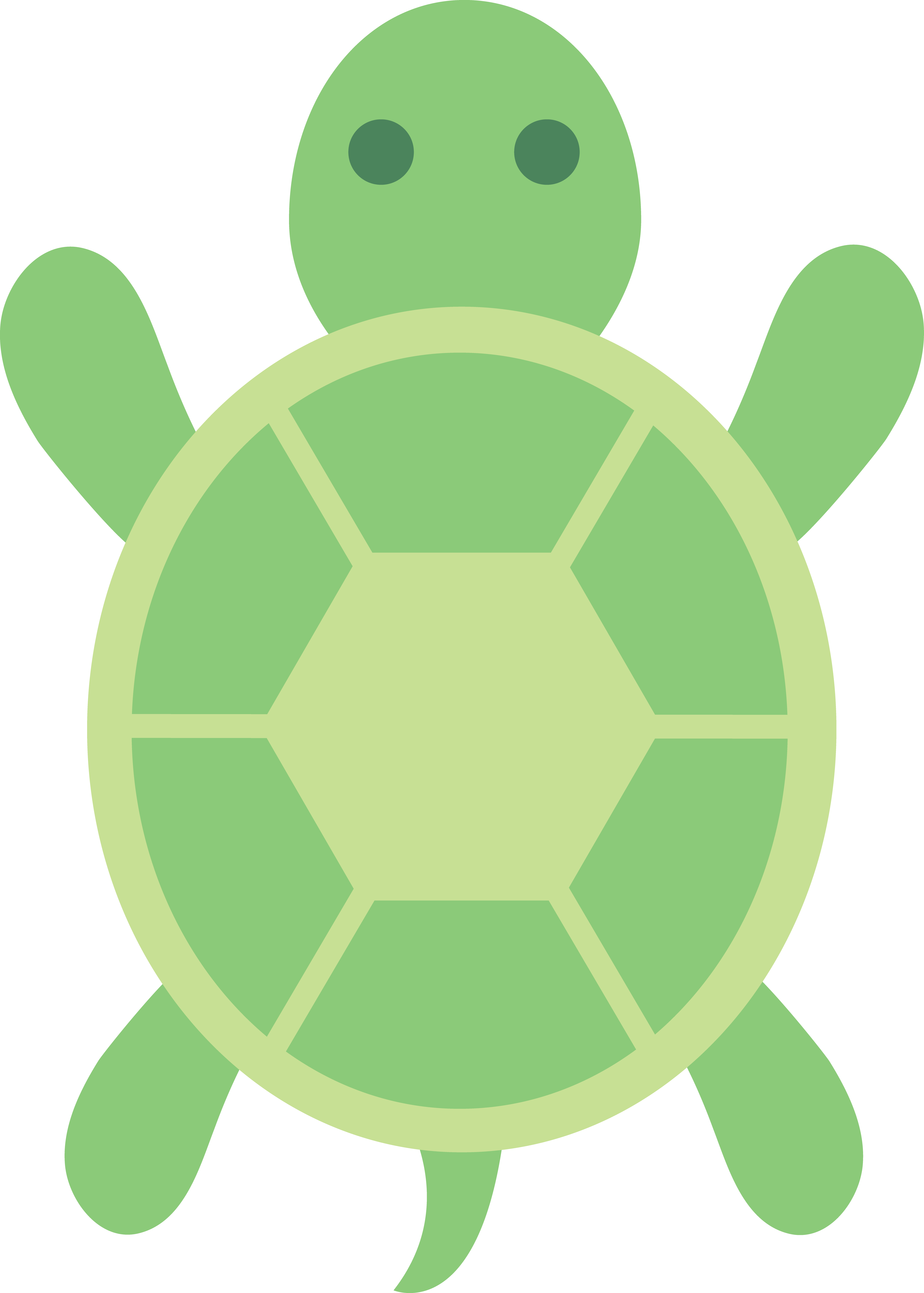 Cartoon Baby Turtles - Cliparts.co