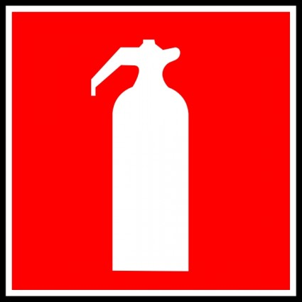 Fire extinguisher clip art Free vector for free download (about 6 ...