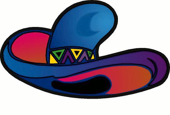 crazy hat clipart - photo #11