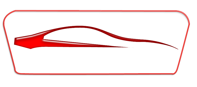 Sports car outline png 4