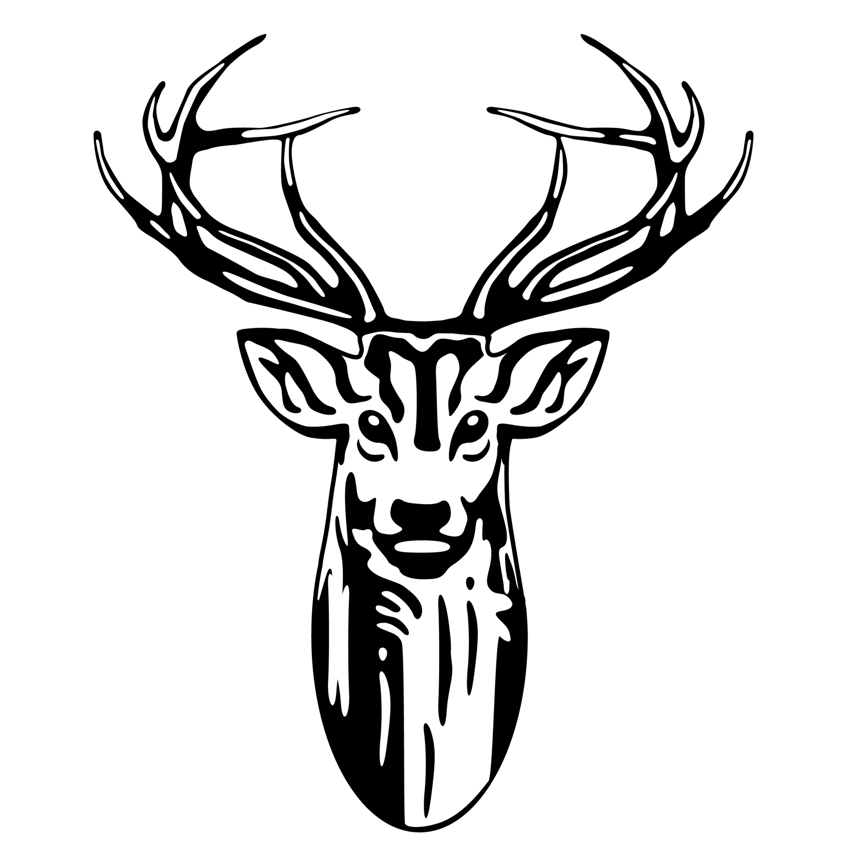 Deer Tattoos + Meaning
