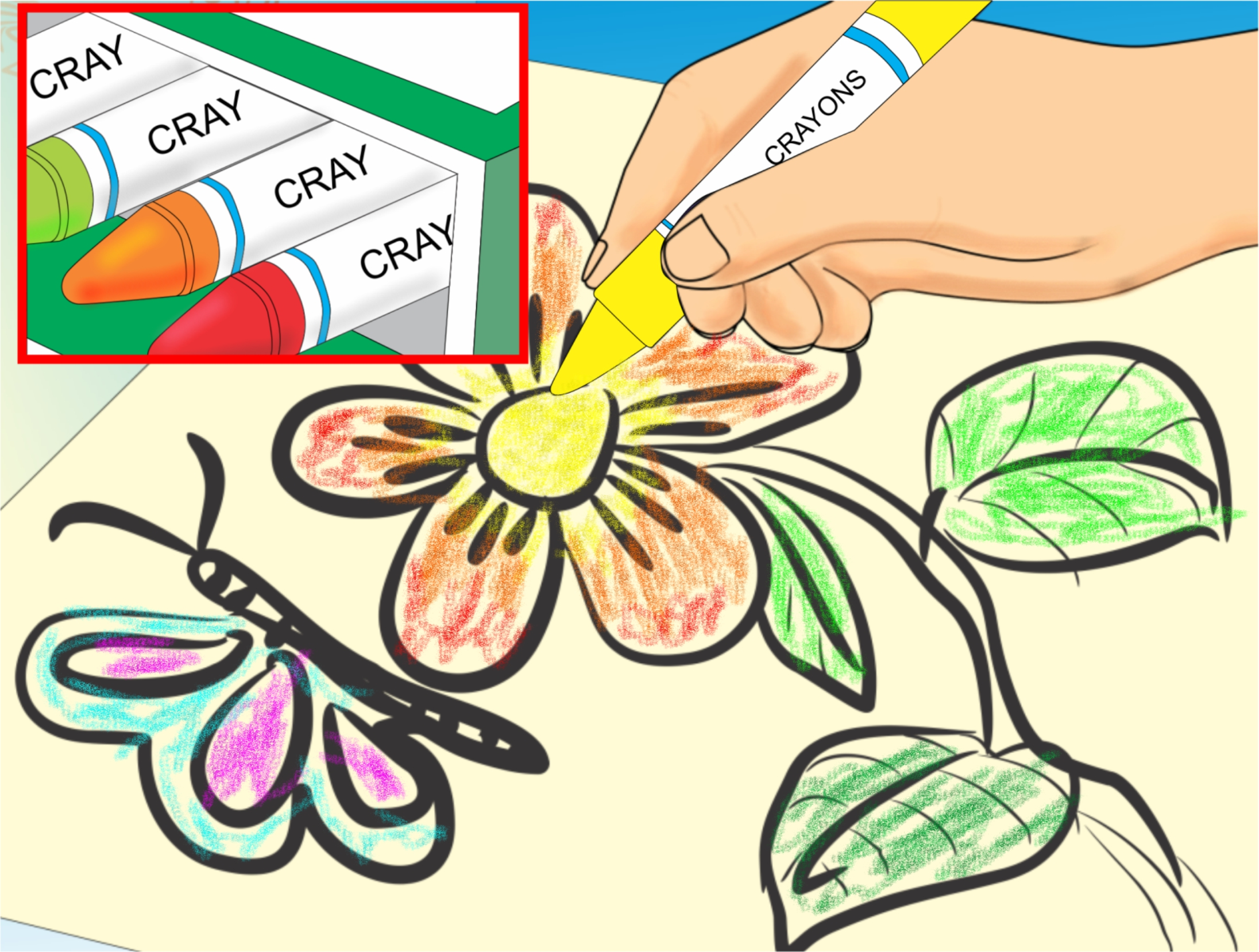Make-a-Coloring-Book-for-Young ...