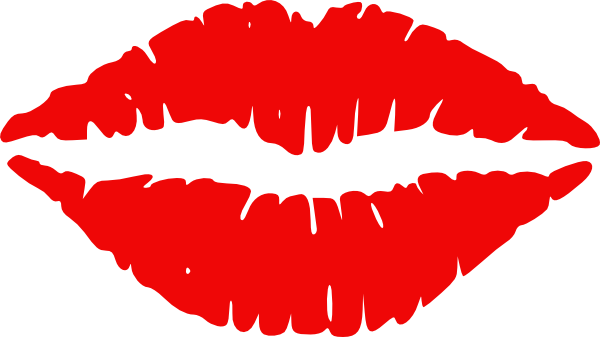 Red Lips Transparent Background | WallpaperToon