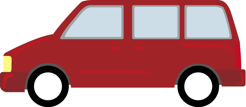 clipart pictures of vans - photo #28