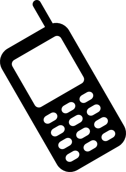 clip art of phone ringing - photo #47