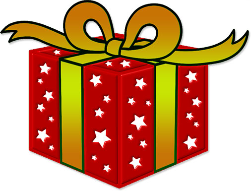 Christmas Present Clipart | Clipart Panda - Free Clipart Images