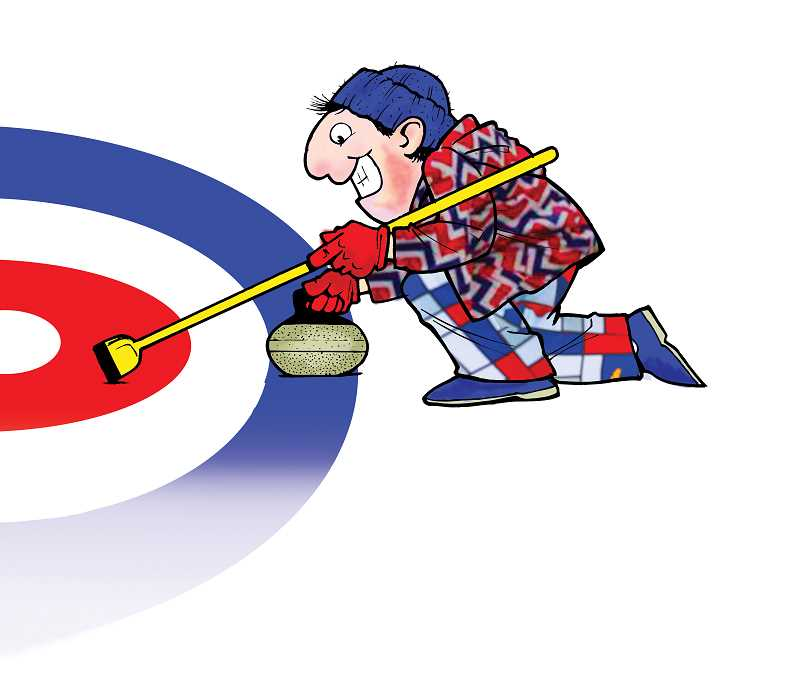 The Thrill Of Victory And The Agony Of Curling - Cliparts.co