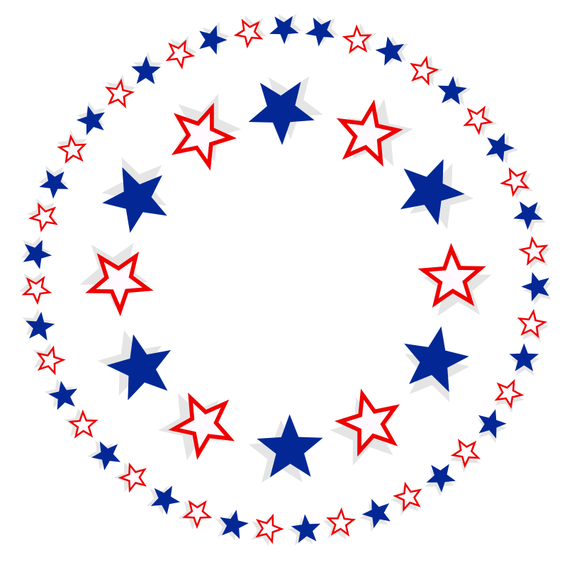 Patriotic Clip Art Borders - Cliparts.co