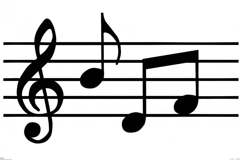 coloring pages music symbols - photo#35