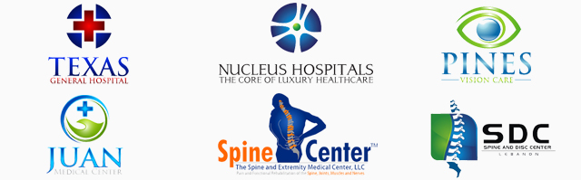 Medical logo design samples