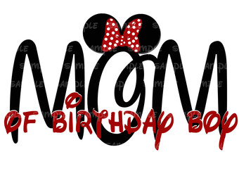 Popular items for mom of birthday boy on Etsy