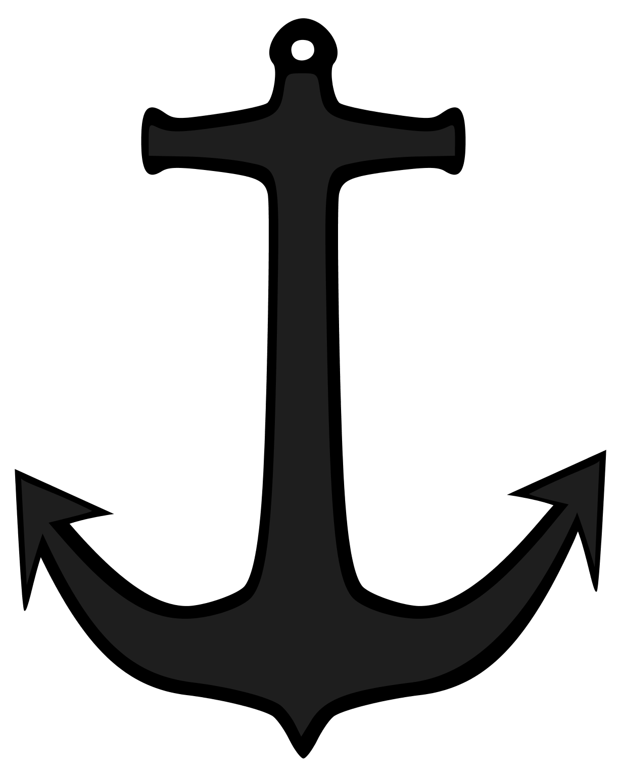 Anchor image - vector clip art online, royalty free & public domain