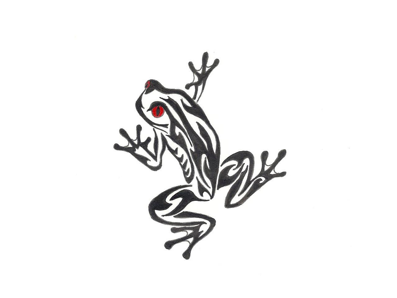Frog Tattoos Designs, Ideas and Meaning | Tattoos For You