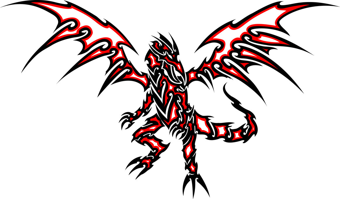 Red Eyes Black Dragon Wallpaper Cliparts Co