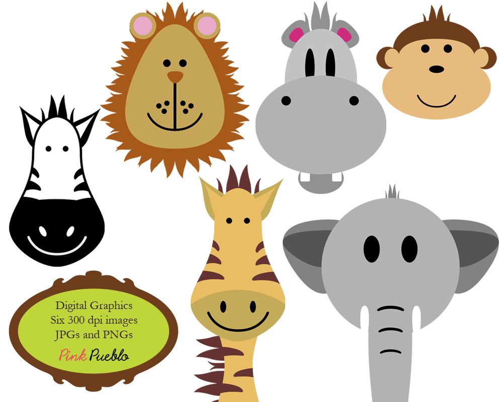 Baby Forest Animal Clipart | Clipart Panda - Free Clipart Images