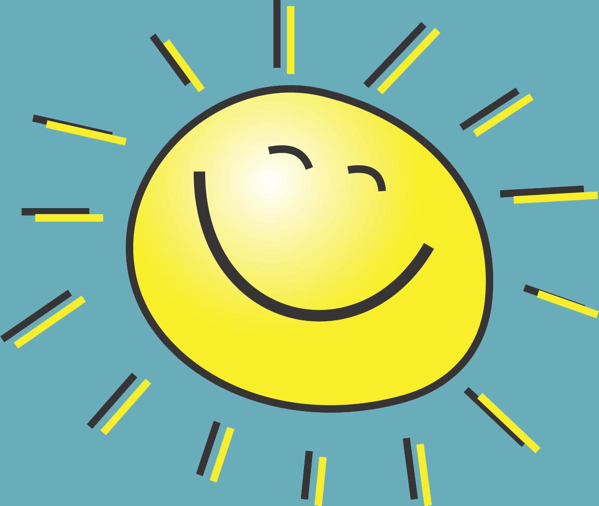google clip art sunshine - photo #1