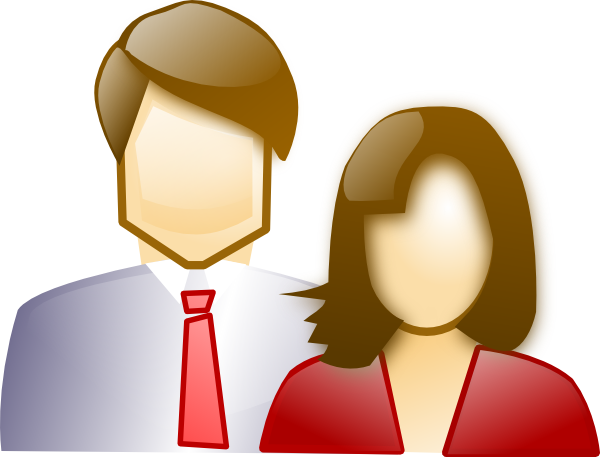 Old Couple Clipart - Cliparts.co