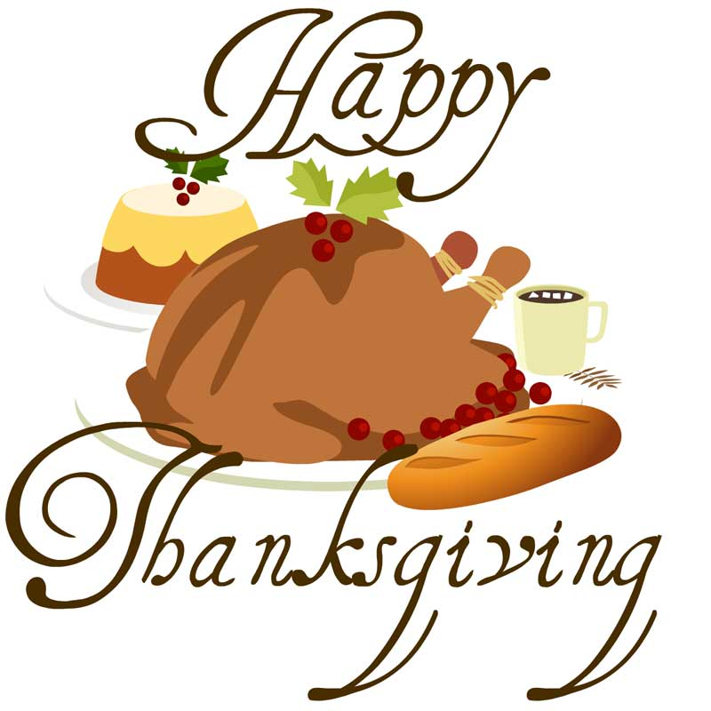 clipart thanksgiving table - photo #19