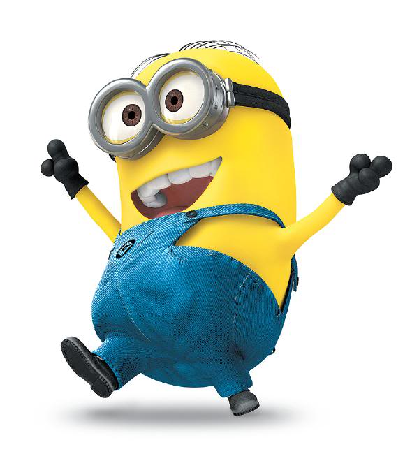 animated minions clipart - photo #26