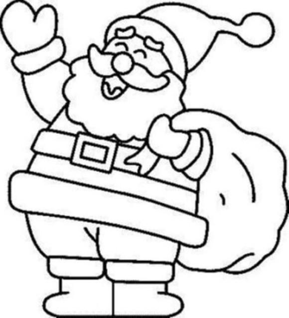 Line Drawing Christmas : Christmas line drawing cliparts