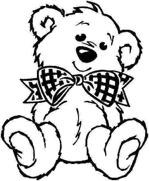 Teddy Bear Cartoon Pictures - Cliparts.co