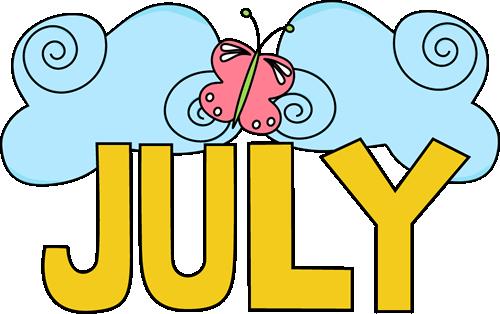 Clip Art July - Cliparts.co